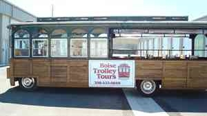 Boise Trolley Tours
